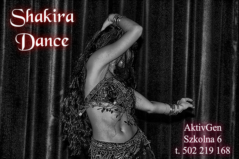 Asia Shakira Aktivgen