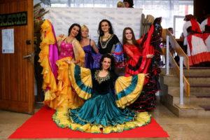 Z zespołem Rada Dance Art